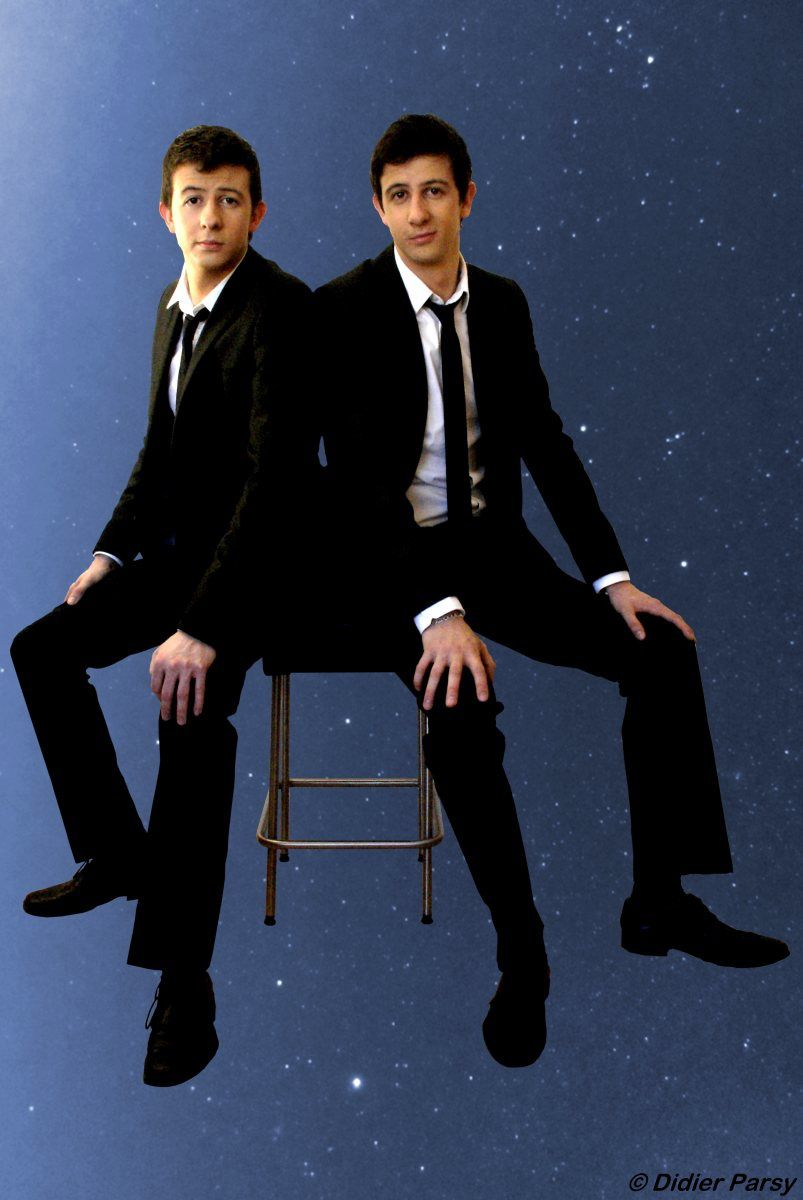 Steeven &amp&#x3B; Christopher - photo montage 01