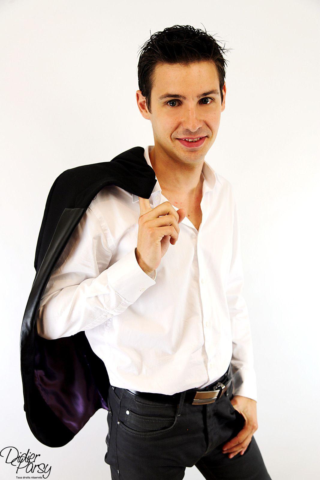 Anthony Féno, imitateur (extrait shooting)