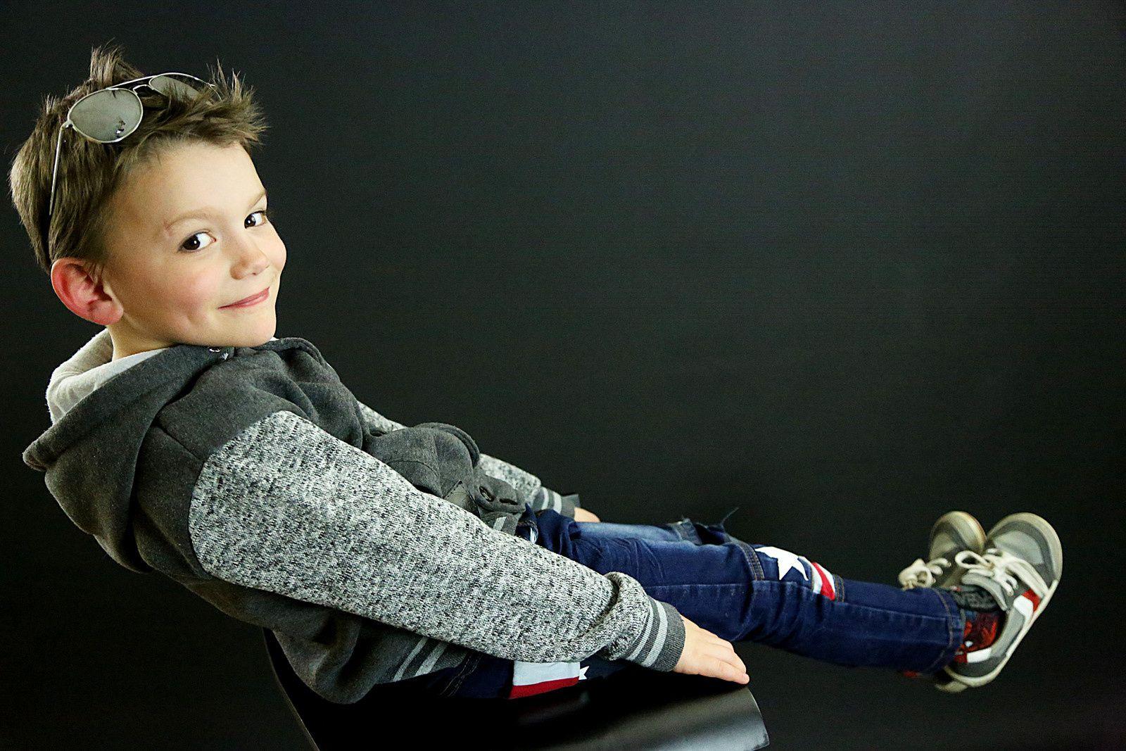 Mattéo très professionnel pour son jeune âge est certainement un gamin qui promet !