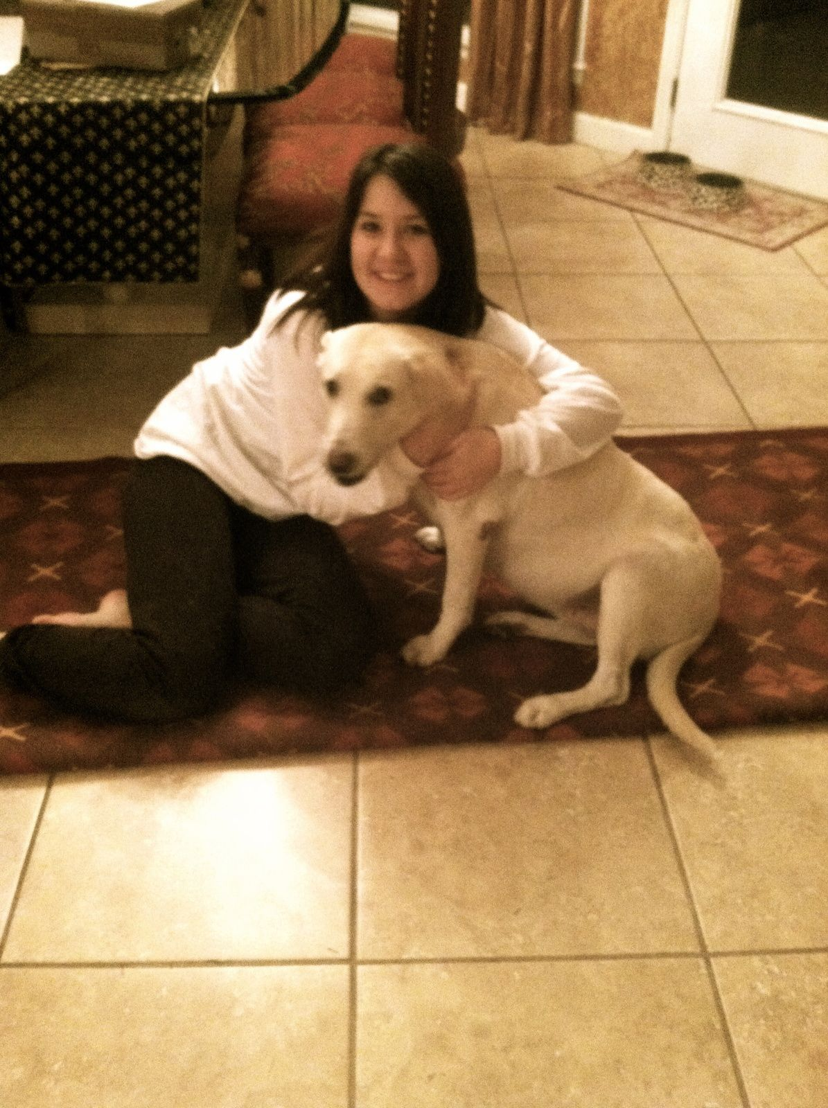 Bell and me :)