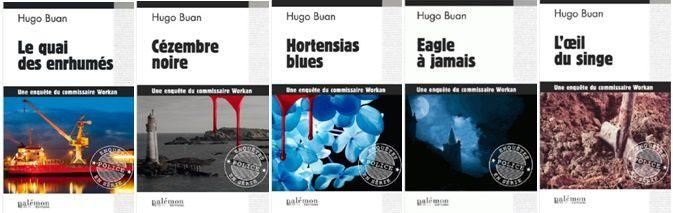 Hugo Buan en dédicace, samedi 30 avril, entre 15 h et 18 h 30