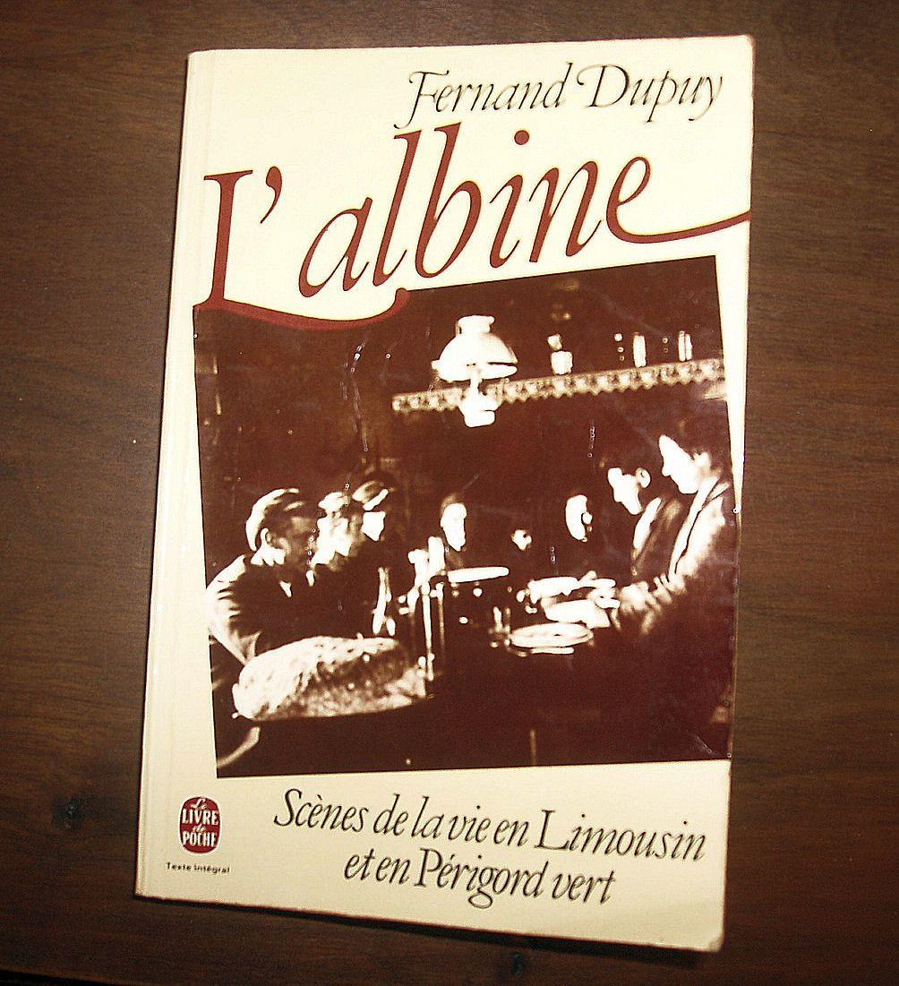 L'Albine de Fernand Dupuy