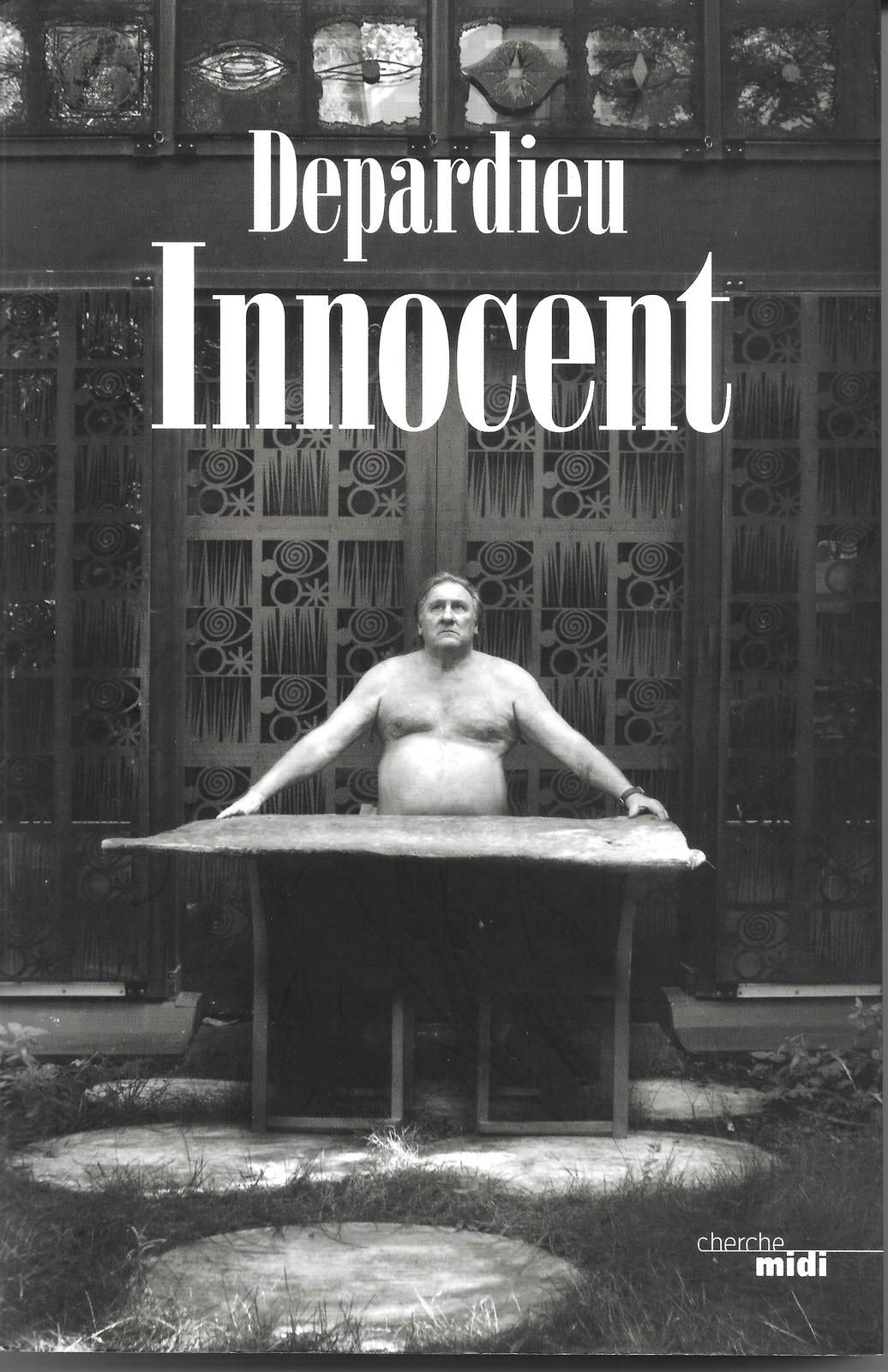 &quot&#x3B; Innocent &quot&#x3B;  de Gérard Depardieu