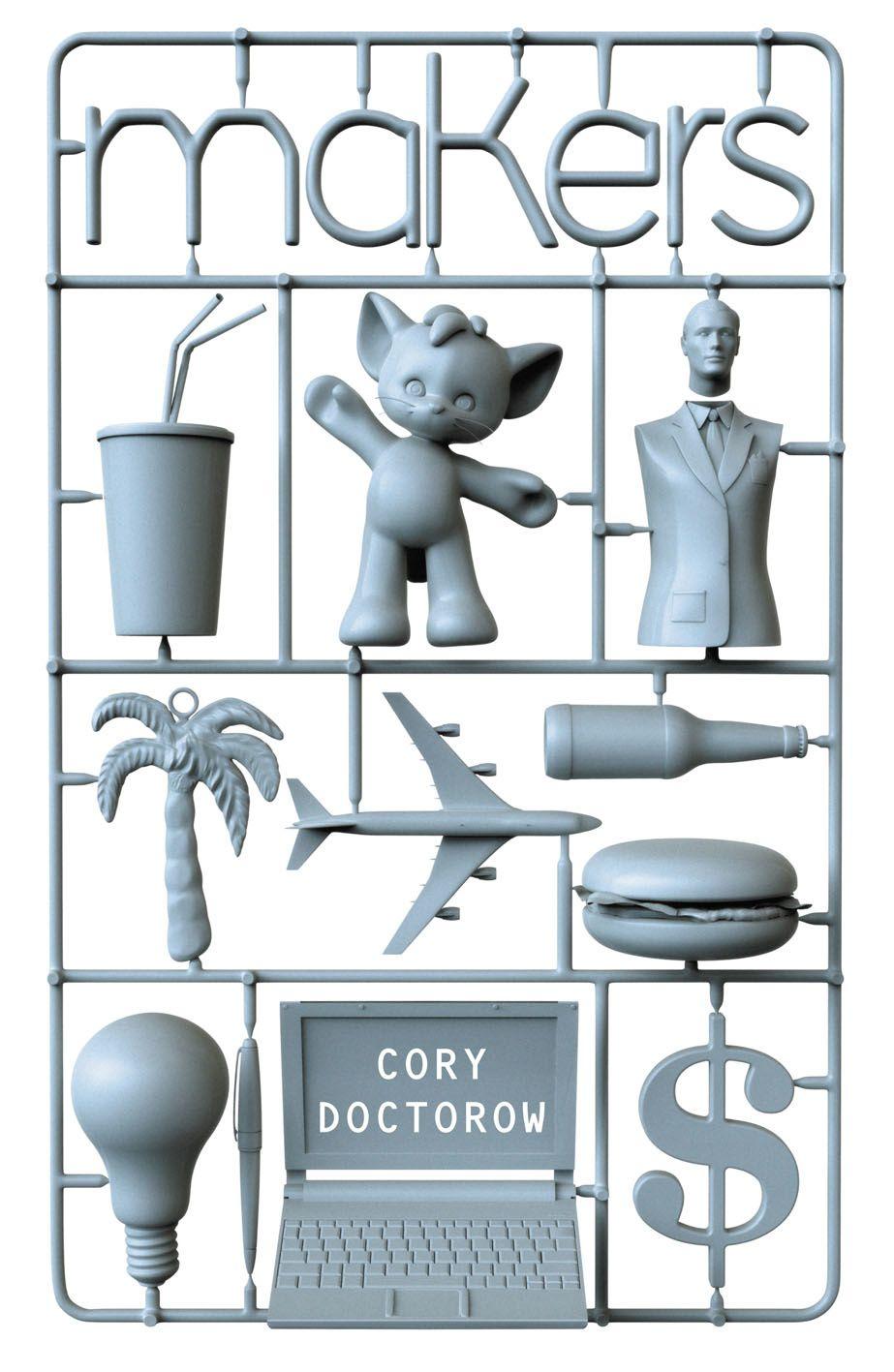 Makers de Cory Doctorow