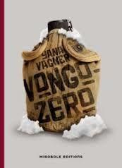 "Yana VAGNER ""VONGOZERO"" Mirobole Editions, 470 pages, 22€"
