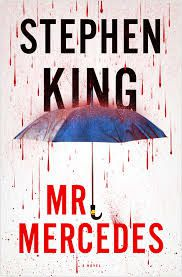 "Stephen KING ""Mr Mercedes"" Editions Albin Michel, 480 pages, 23.90€"
