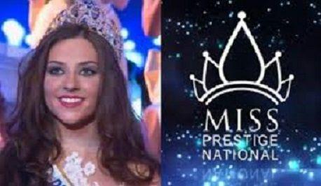 Margaux DEROY, Miss Prestige national