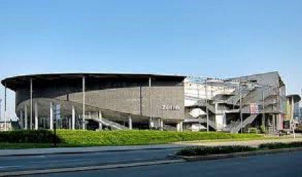 Capacité d'accueil comme dans toutes les grandes villes : celle du Zénith de Lille