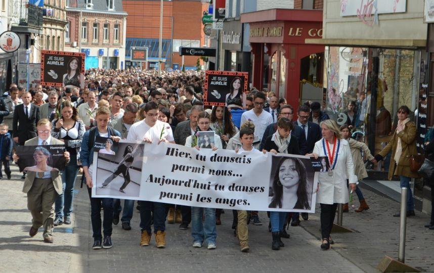 Marche blanche pour la Caudrésienne, que son destin attendait à Villejuif.
