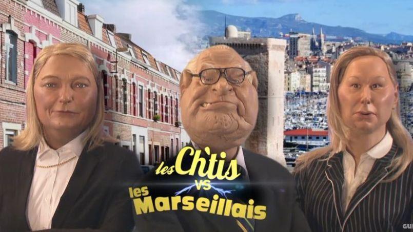 Jean-Marie Le Pen, du Sud