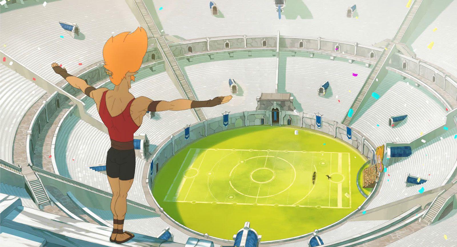 Image du 1er jeu video devenu film