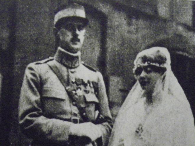Couple officialisé à Calais