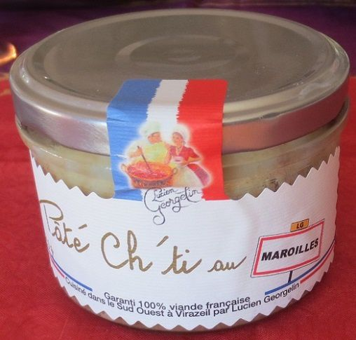 Tout est bon pour attirer le client. ( Toutes les régions de France sont représentées. )