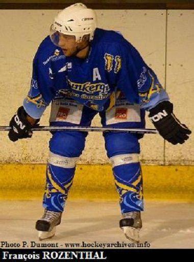 Hockeyeur Clermontois face à Hockeyeur Dunkerquois