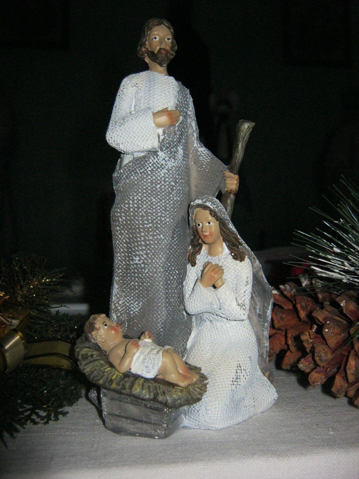 Cadeau du frère Jean Marie clerc de la paroisse Gallicane de l'Aisne