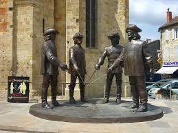 D'Artagnan, Athos, Portos, Aramis..vous les connaissez ?