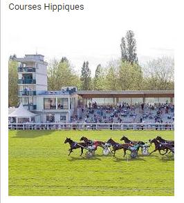 A Rambouillet dans la 4ème le 14 CYCLOPE D'OSTAL gagne à 24€30 !! et 1 seul cheval proposé !!!!