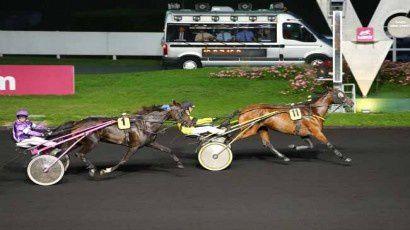 Vincennes, Baraka de Bougy gagne à 15€60.........donné en 2 chevaux !!