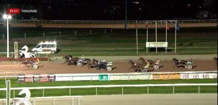 Toulouse, Captain Best s'impose à 10€60.........en 2 chevaux !!