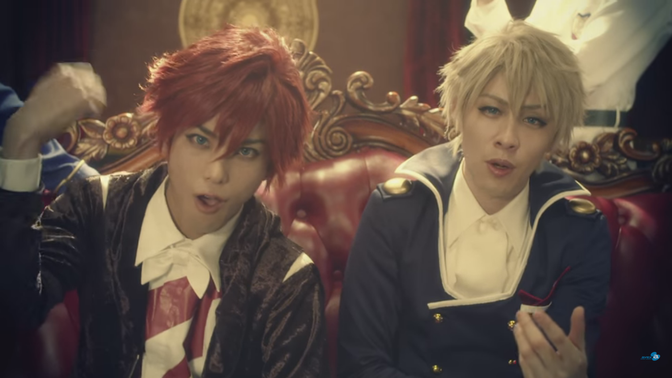 PENTACLE★ - Mademo★iselle (Dance with Devils ending)
