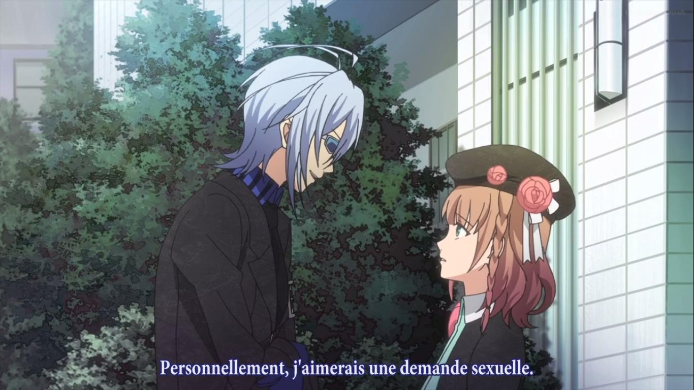 Amnesia: L'anime et l'otome game (pour maso!)