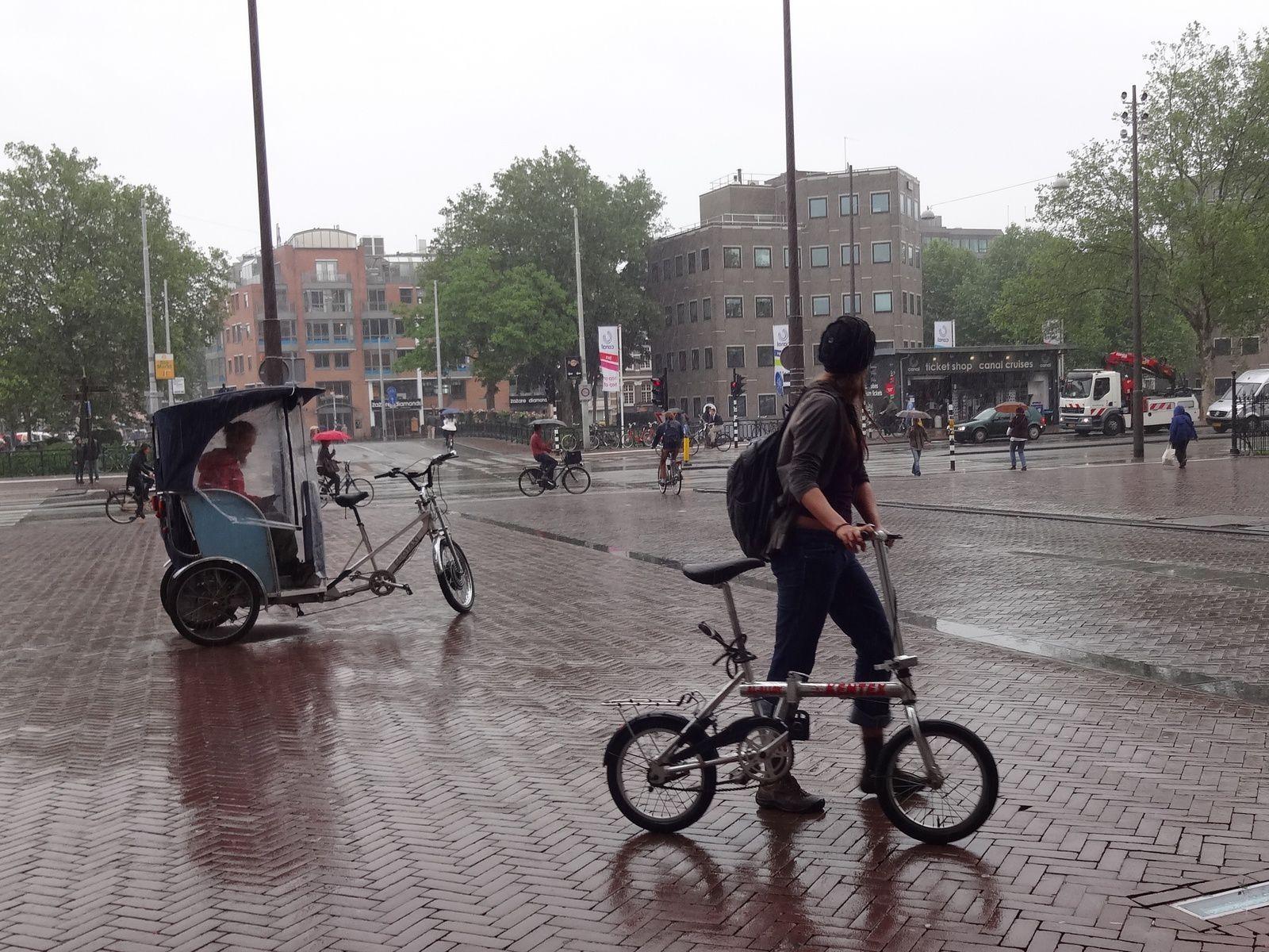 Les envahisseurs d'Amsterdam