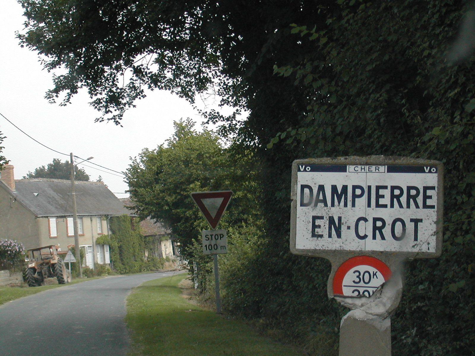 Un nom de village parfois te surprendra