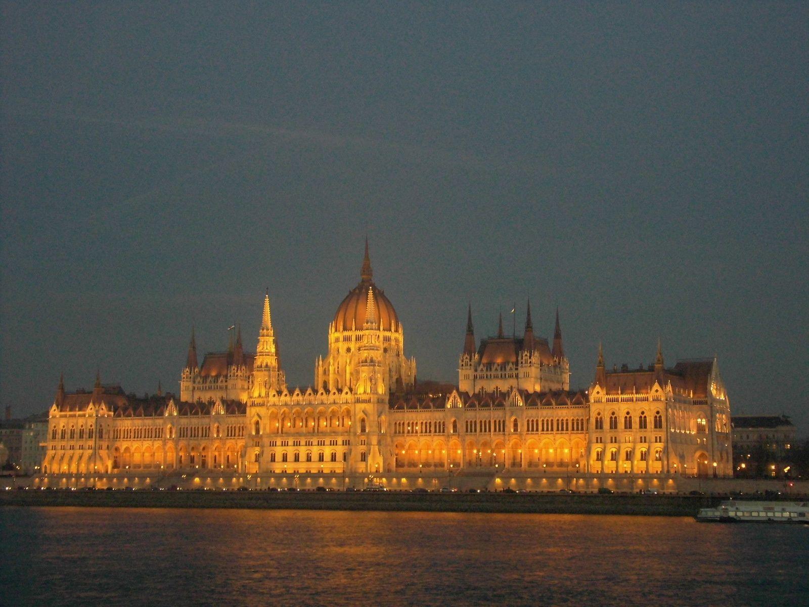 Budapest la romantique