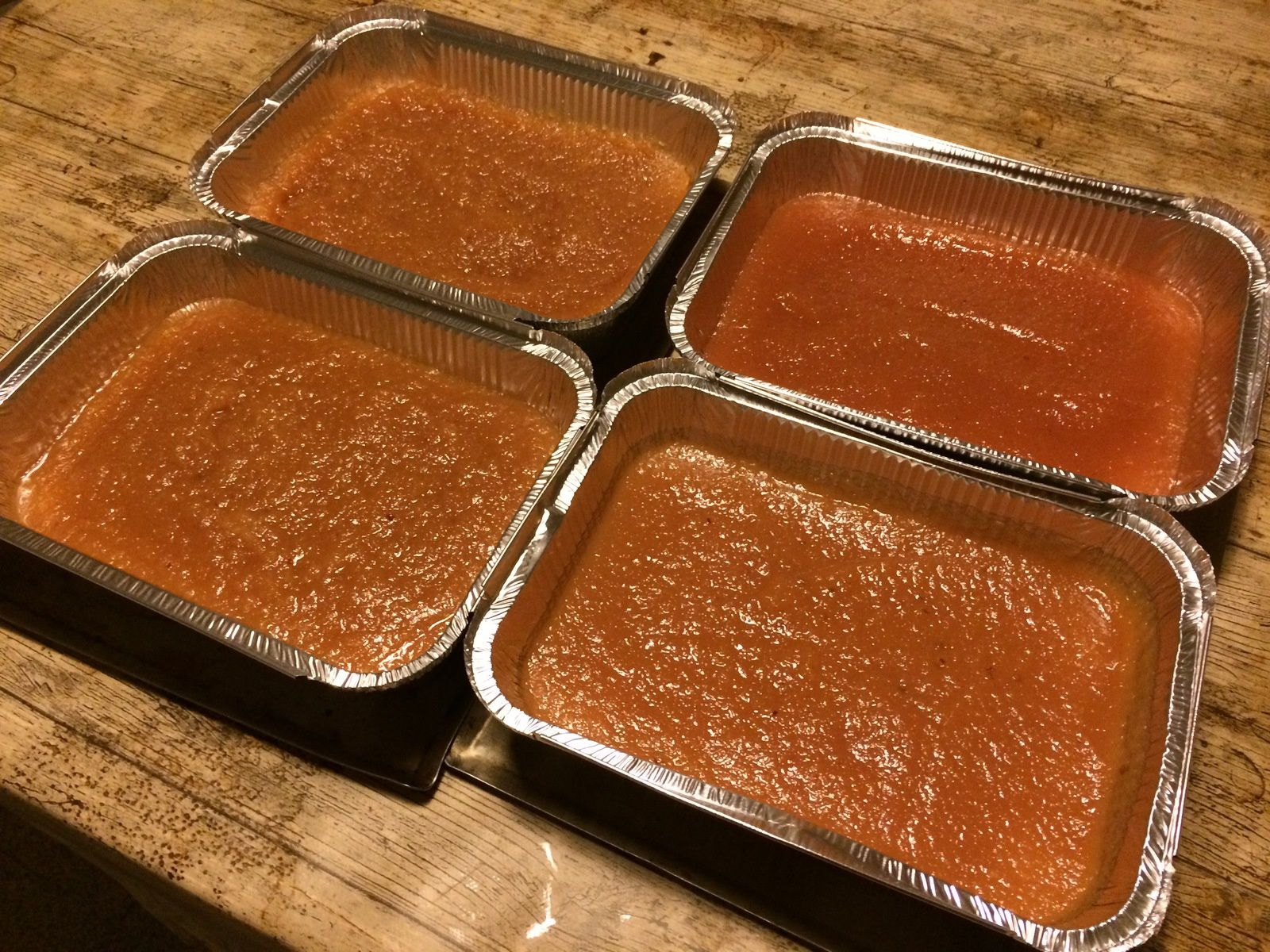 Pate de coings au thermomix