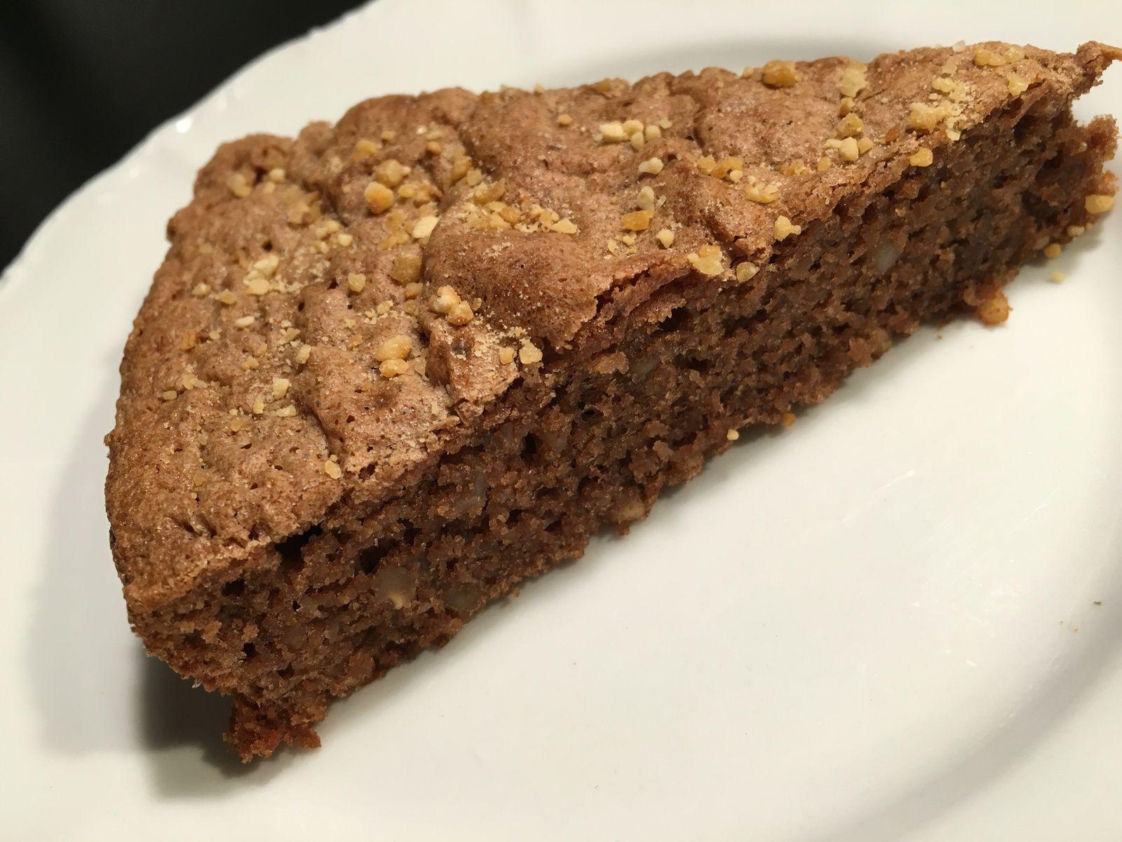 Le Biscuit au chocolat doux comme un calin