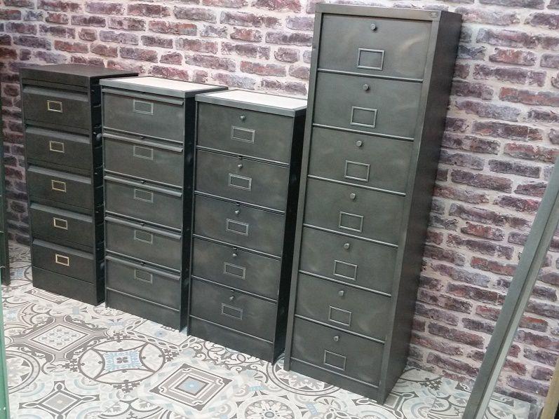 Stell loft by titietseb paris mobilier industriel loft nos meubles sont v - Meubles industriels paris ...