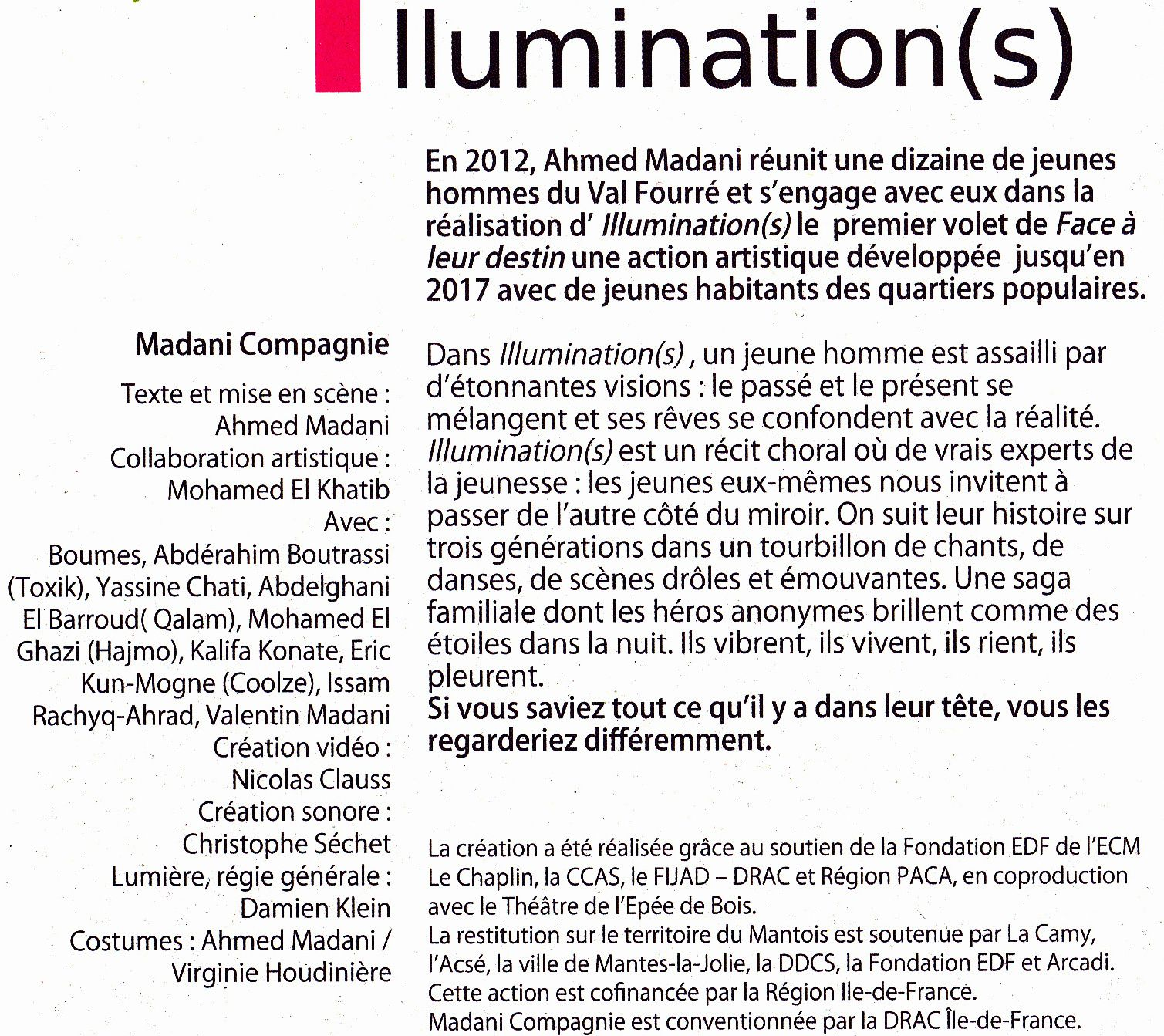 &quot&#x3B;Illumination(s)&quot&#x3B; au Collectif12