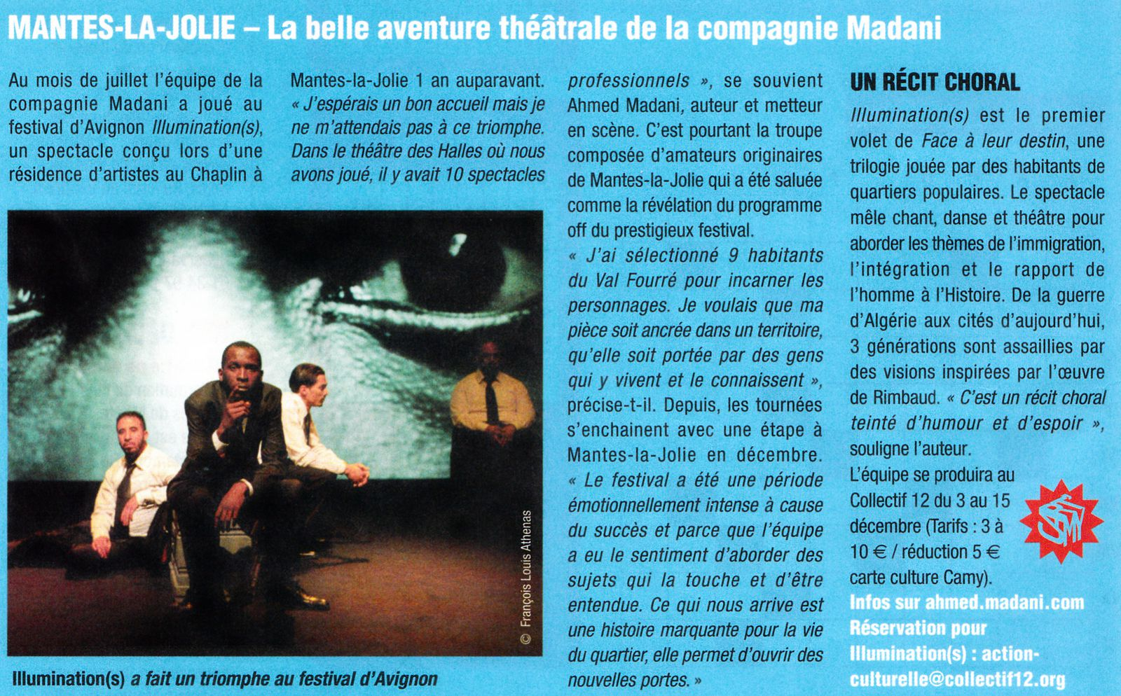 "Article du ""JTM"" paru le 19.09.13"