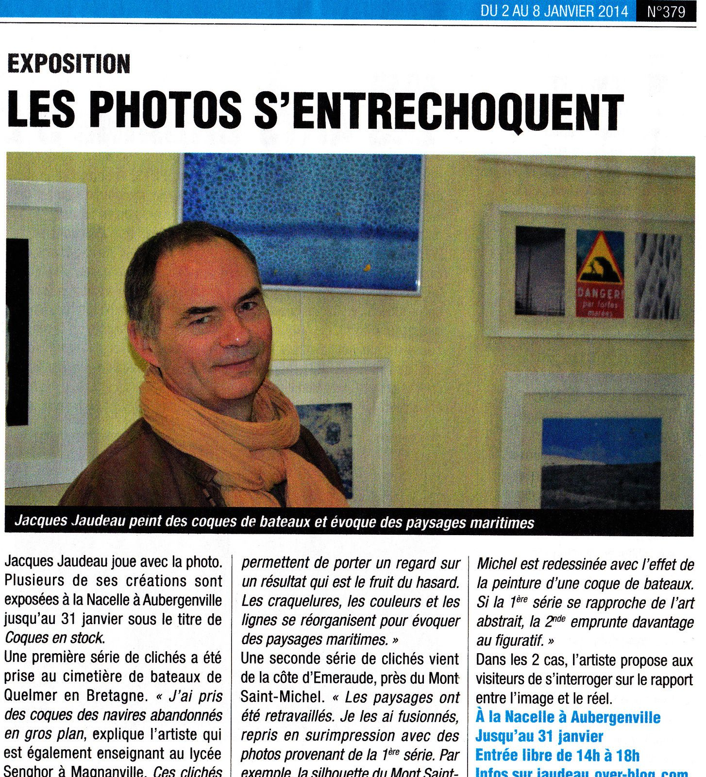 Exposition photos