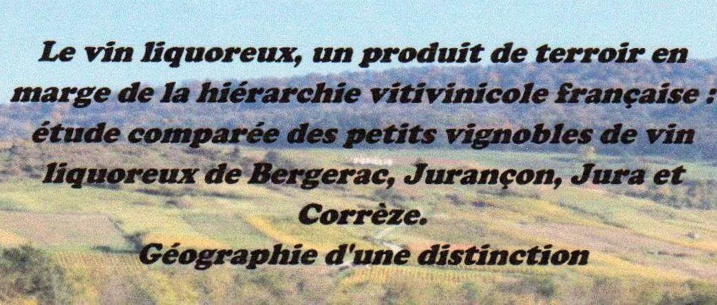 Thèse de M. Berche à Naterre-Paris X