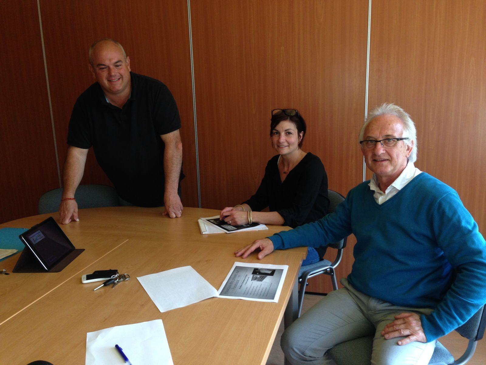 Hoymille : tournoi U13 , soutien au commerce de proximité, amélioration de la communication de la CCHF.
