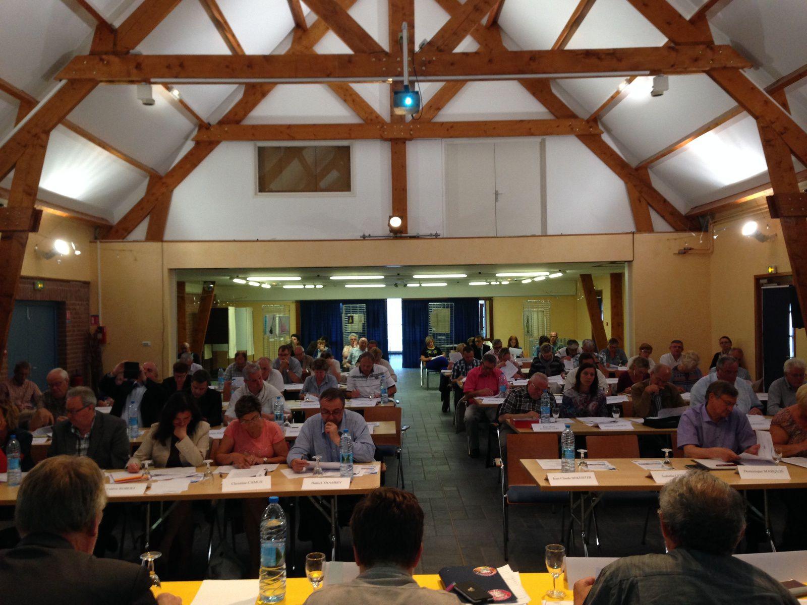 Esquelbecq : points importants du conseil communautaire de la CCHF, ce mardi 16 juin.