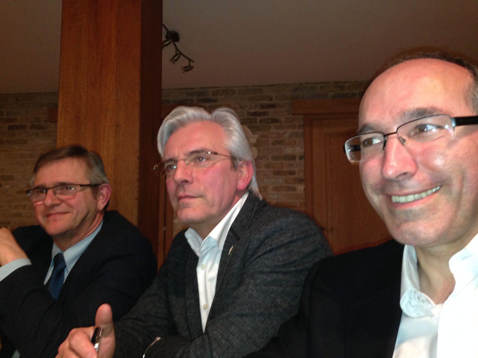 Fibre optique pour tous-Amicale Gaulliste à Bergues-Comité des Fêtes à Zegerscappel-Palmares du fleurissement à Steene.