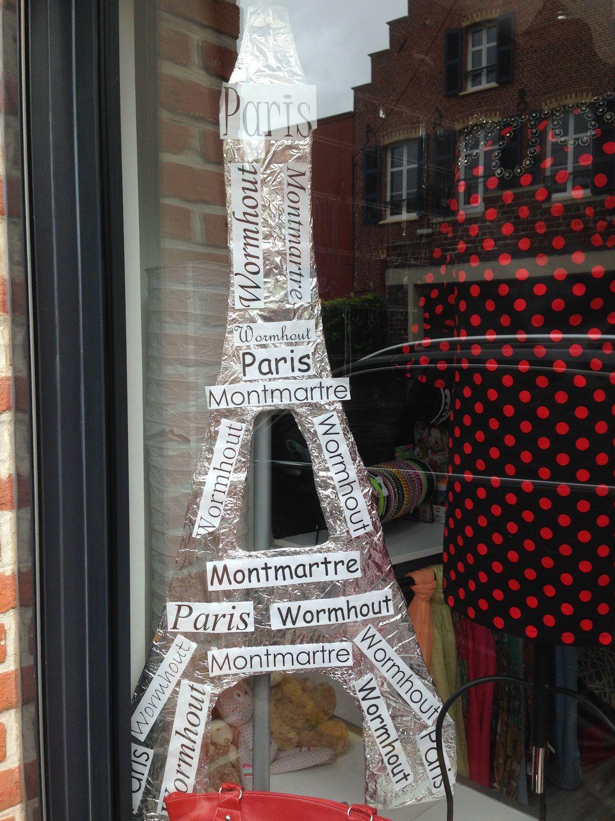 Montmartre, c'est à Paris ou à Wormhout ?