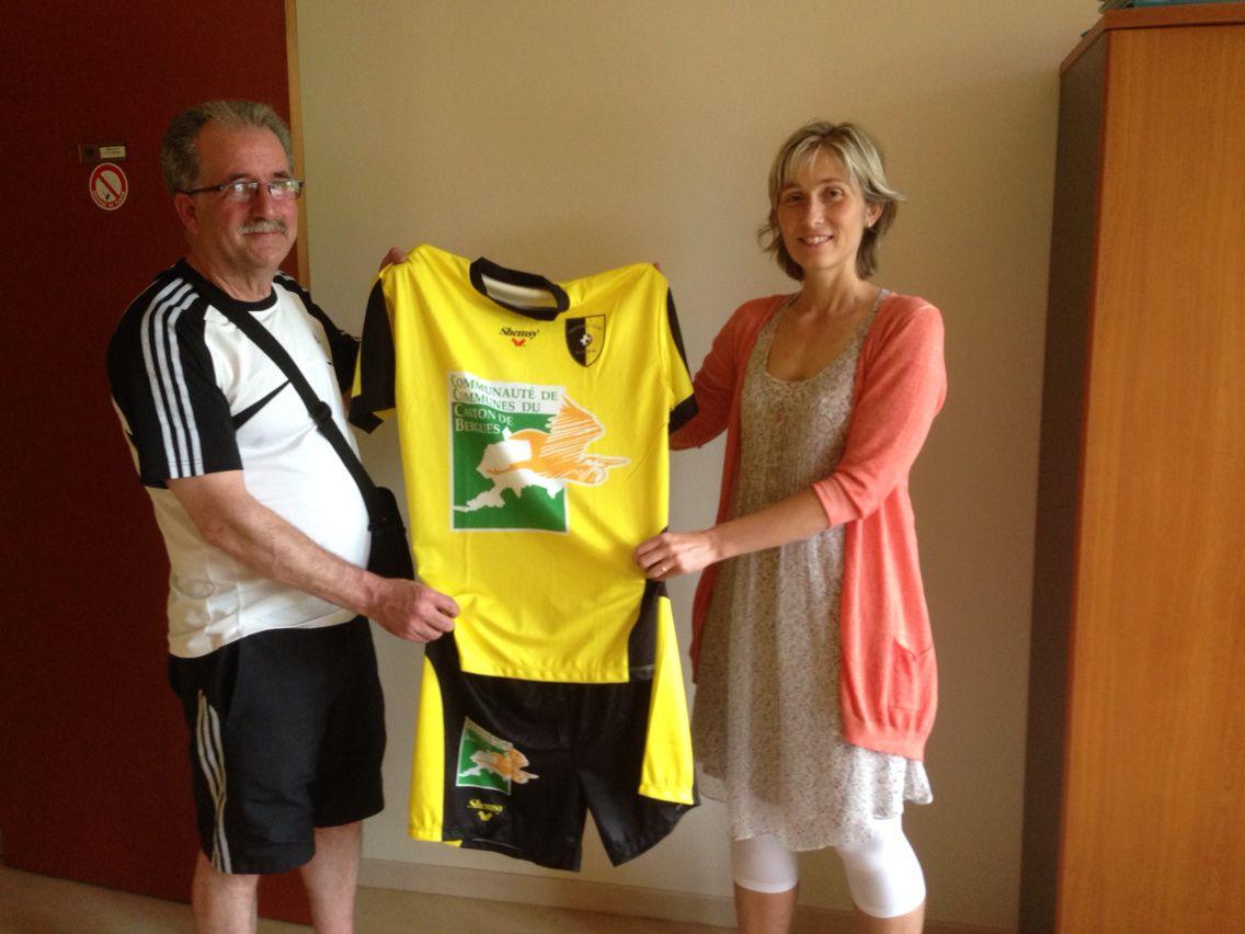 CCCB : soutien à un club de foot et vente de terrain.