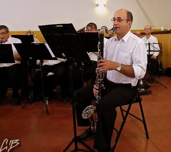 Clarinette basse JP Ferrasse