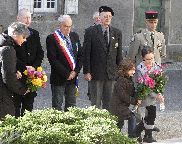 Journée de mémoire au Villasavary