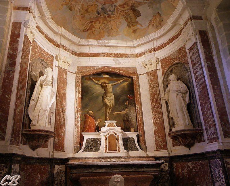 Le choeur de notre Chapelle- The choir of the chapel