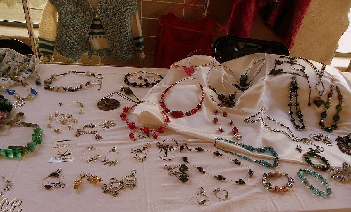 Les bijoux de Jocelyne