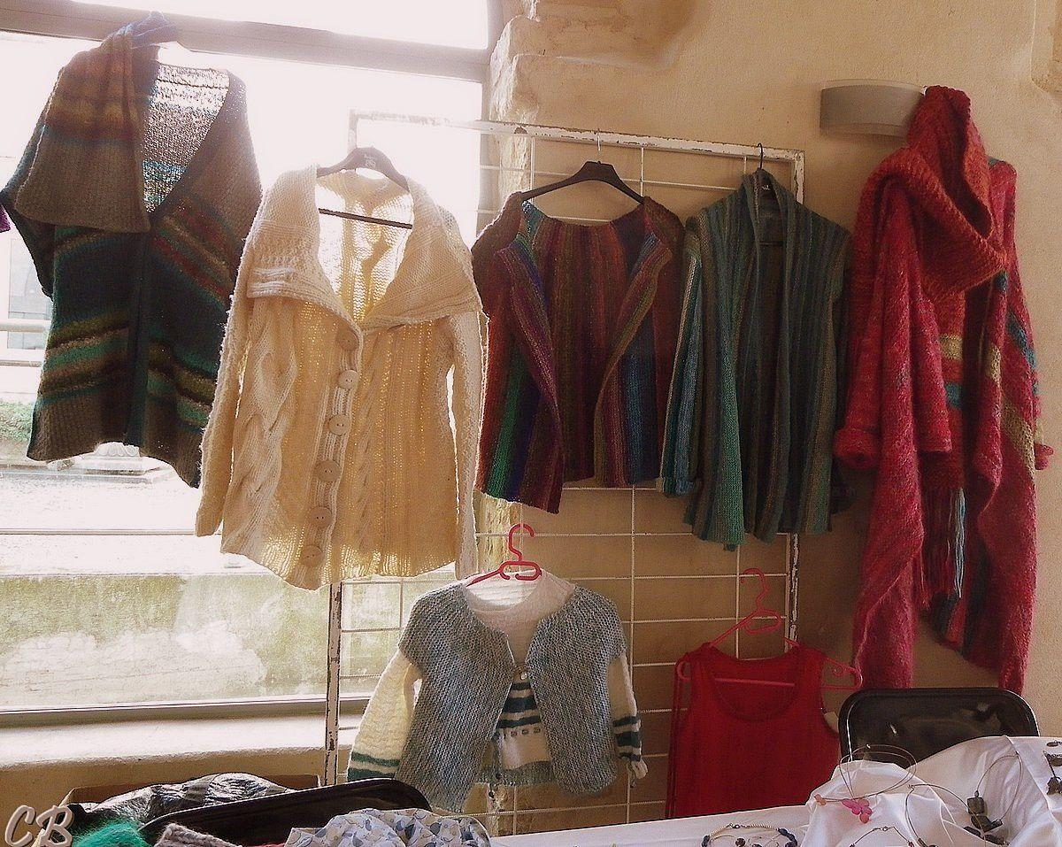 Tricots de Jocelyne DEISS