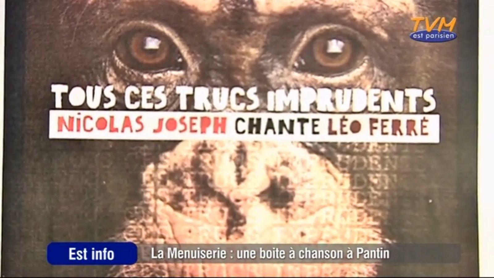 """JT """"Est Info"""" du 28/06/13"""