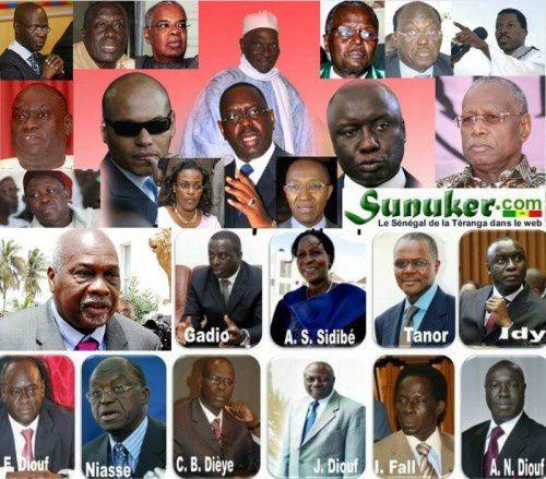 Chronique : les  égouts politiques paradisiaques : le Sénégal  à  l'honneur  des   imposteurs. Par Ahmadou Diop CPC