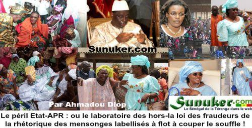 Chronique : décryptage de  la  rupture  « souillée » à la grande  piraterie familiale  des hors-la- loi. Par Ahmadou Diop CPC