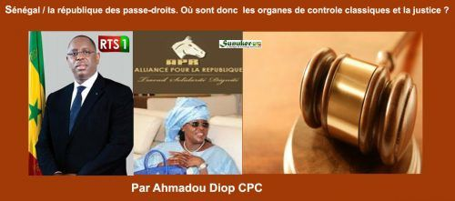 Radio Sunuker présente Emission «Xew Xewi Rewmi» avec Ahmadou Diop du 31 Mai 2016: Sénégal / la République des Passe-Droits. Où sont donc les organes de contrôle classiques et la justice ?