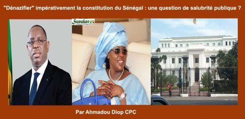 Radio Sunuker présente Emission «Xew Xewi Rewmi» avec Ahmadou Diop du 26 Juillet 2016: « Dénazifier » impérativement la constitution du Sénégal : une question de salubrité publique ?
